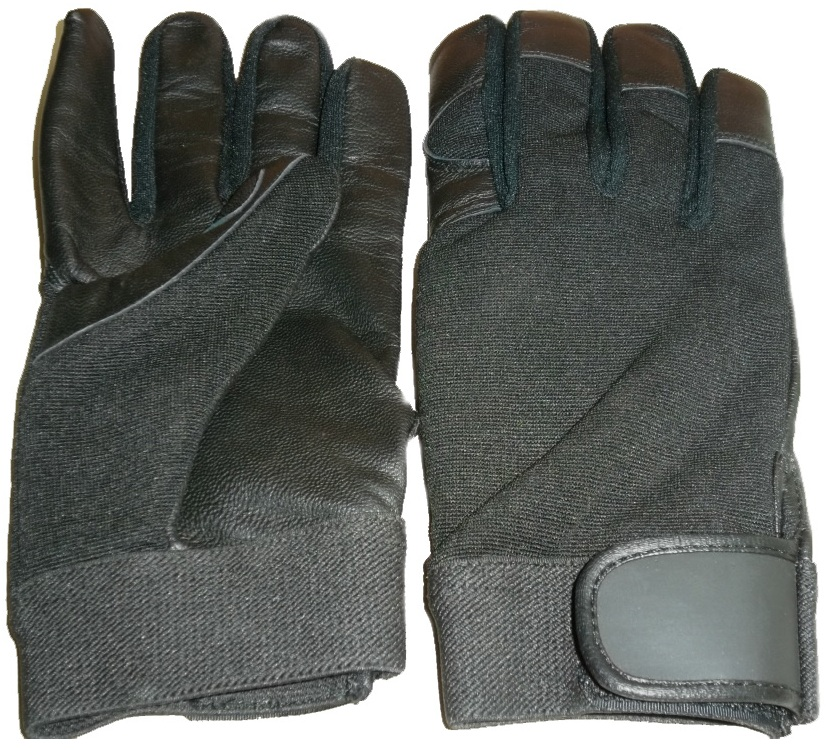 FG004 Goat Skin Multi-task Leather Gloves